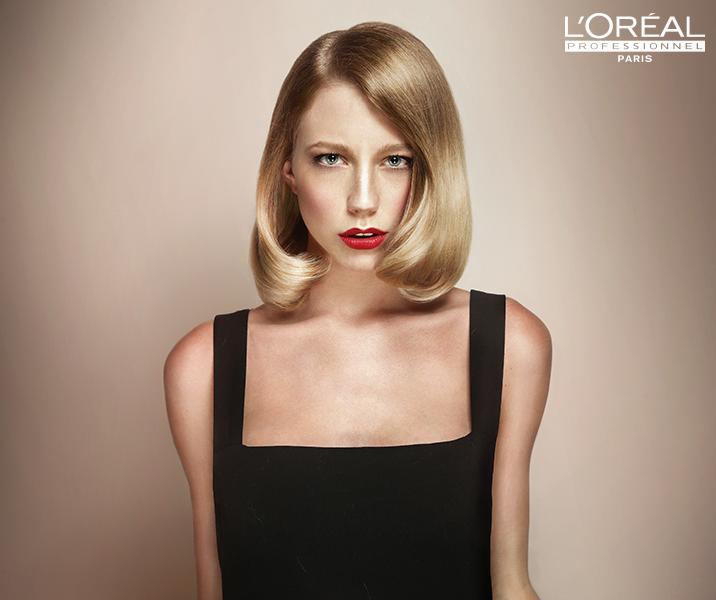 KOLORYZACJA Blond włosów